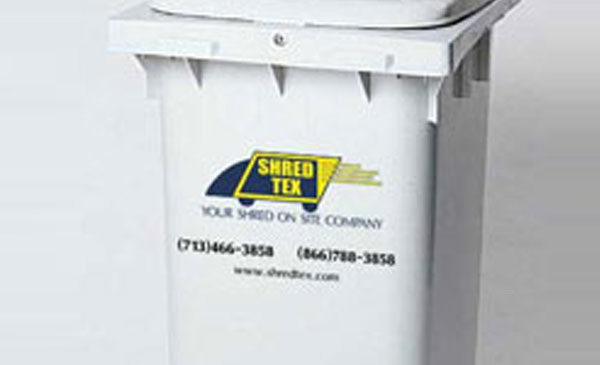 Shredding Containers Houston