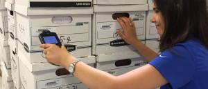 Houston Records Storage