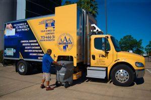 Commercial Shredding Houston - Shredtex